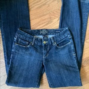 Seven7 Brand boot cut jeans size 28